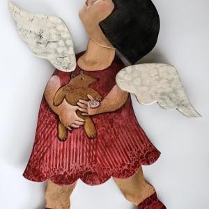 Ангелче момиче