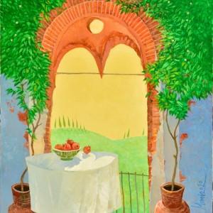 Тосканско слънце