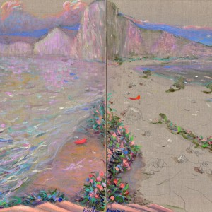 Цветни брегове, диптих
