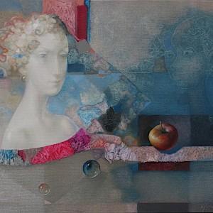 Двоен портрет на Ева