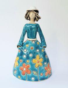 Тюркоазената рокля