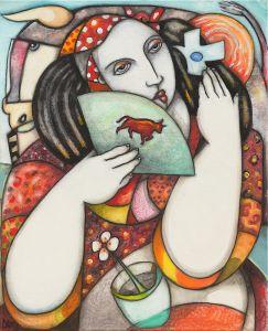 Жената на тореадора