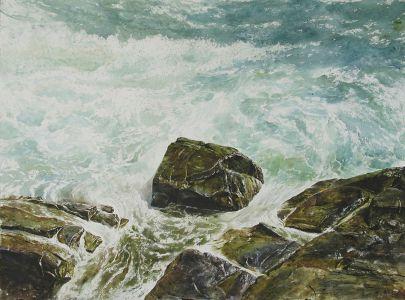 Ocainic rocks